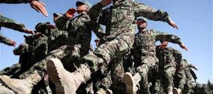 Foreign troop withdrawal, fear about impact of Afghan economy