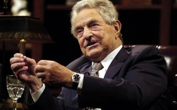 International Financier George Soros Proposes Germany's Exit from the Eurozone