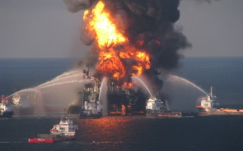 BP accused of negligence over the Deepwater Horizon disaster