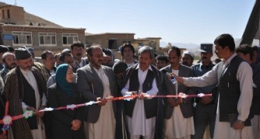 Daikundi's market road to be concreted soon