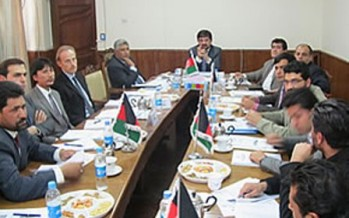 Government development packages dedicated to districts in Afghanistan