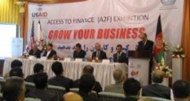 Access to Finance Exhibition