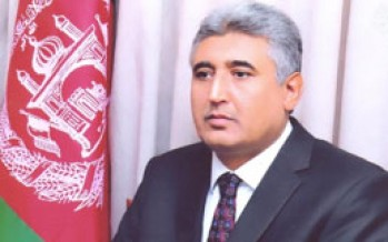 Agriculture Minister working to modernize Afghanistan's agriculture