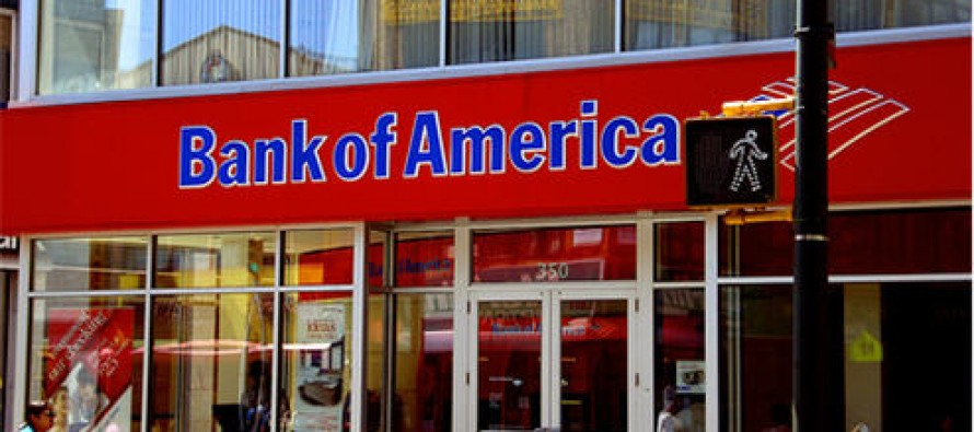 Bank of America alleged for mortgage fraud