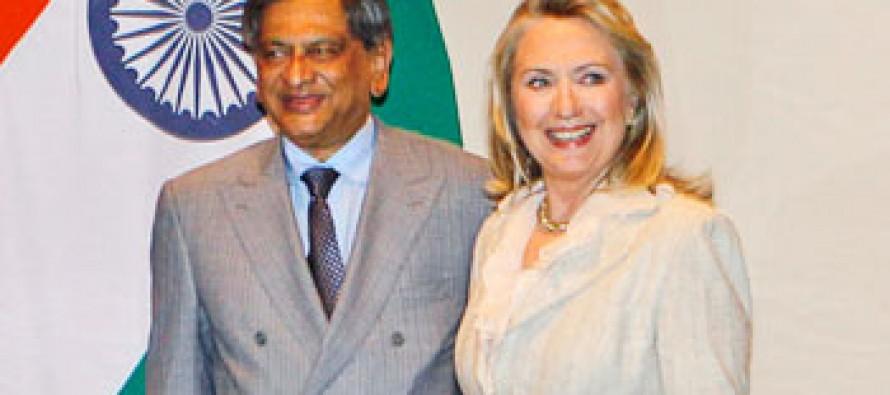 Clinton, Krishna discuss TAPI projects