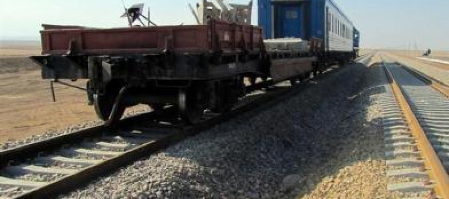Traders demand to extend the Afghan-Tajik railway line through Kunduz