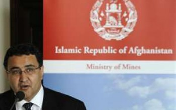 Afghanistan minerals smuggled to Pakistan