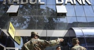 Serious efforts to resolve the issue of the Kabul Bank- IMF