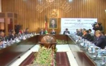 International conference on strengthening trade between Central Asia and Afghanistan
