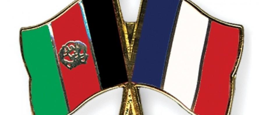 Afghan students seeking higher education in France