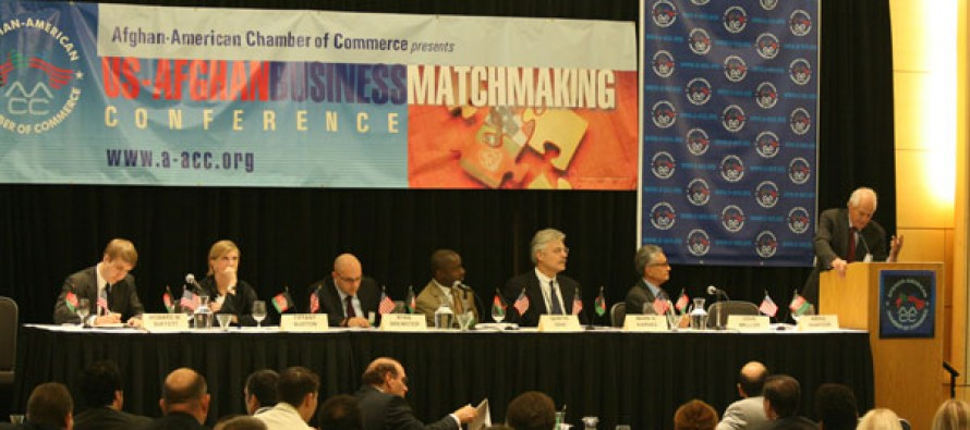 U.S.- Afghan Business Matchmaking Conference