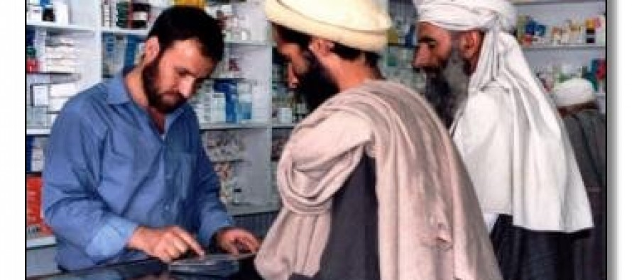 Why pharmaceutical industries in Afghanistan do not flourish?