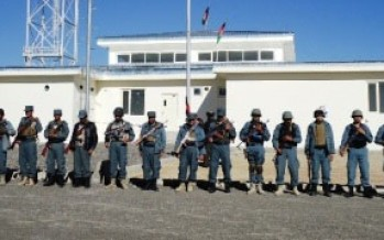 New police headquarter inaugurated in Ghazni
