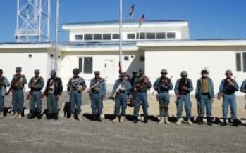 New police headquarter inaugurated in Ghazni