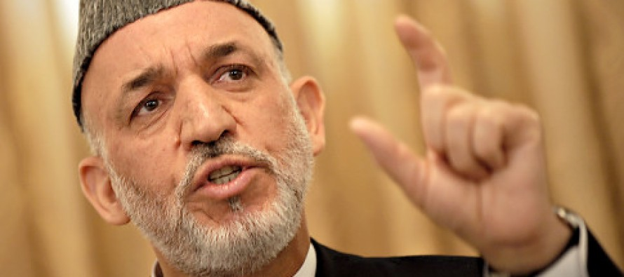 Afghanistan's lower house approves President Karzai's salary and expenses amount