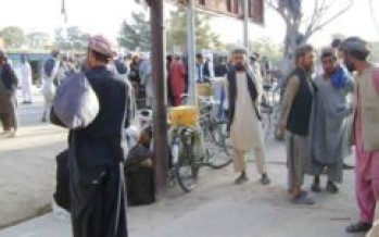 Joblessness a major concern in Samangan province