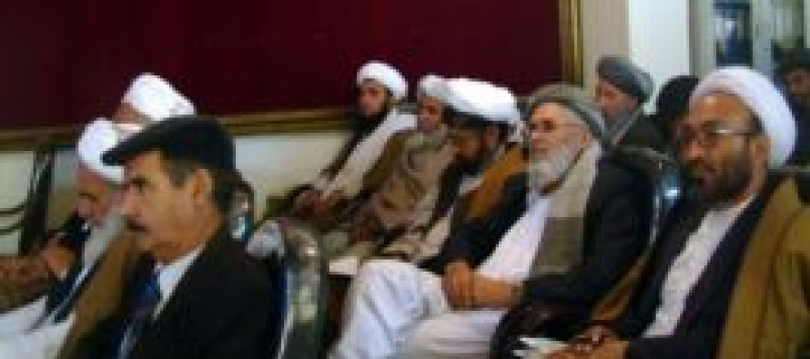 Afghan scholars can play a key role in good governance