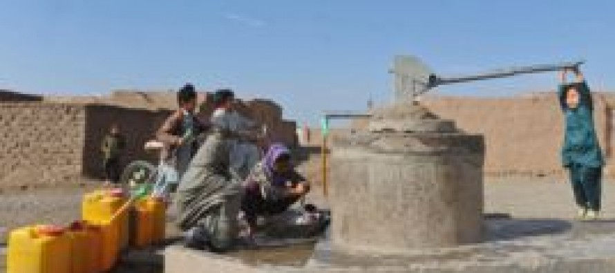 Sheberghan residents complain about lack of clean water