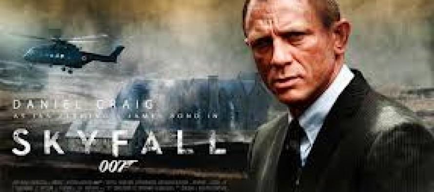 James Bond star hosts 'Skyfall' screening for British troops in Afghanistan