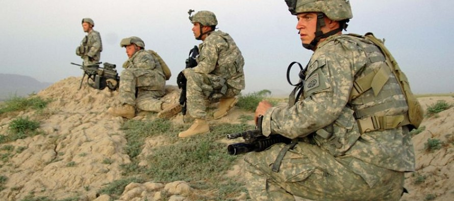US to spend USD 4bn a year to fund Afghanistan's military through 2017