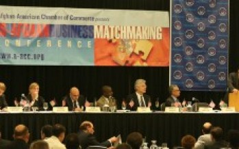 "Afghan traders ready to participate in the ""Afghanistan Business Matchmaking Conference"""