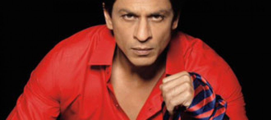 Shahrukh Khan to have a very 'masaledar' 2013