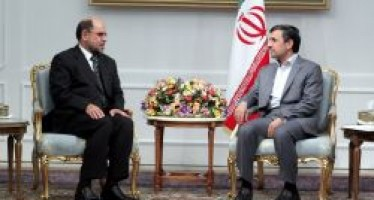 Iranians stand by Afghan nation- Ahmadinejad