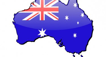 Australia's growth rate slows down