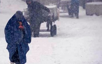 More than 10 districts in Badakhshan are cut off due to snow