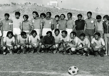 The history of football in afghanistan wadsam