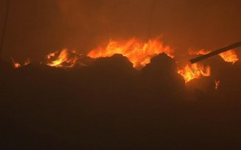 Fire engulfs 600 stores in Kabul's Main Commercial District