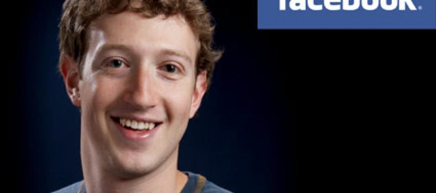Entrepreneur of the month: Mark Zuckerberg