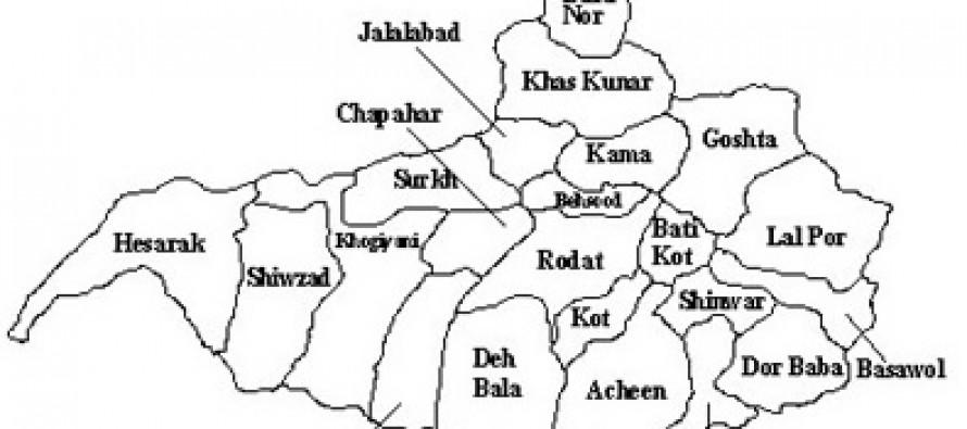 ALP provide much-needed supplies to Nangarhar village