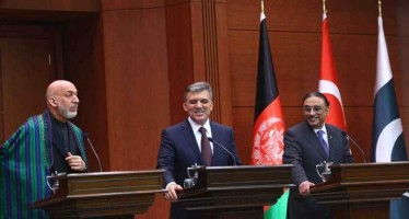 Pakistan, Turkey, Afghanistan sign Trilateral MoU on trade