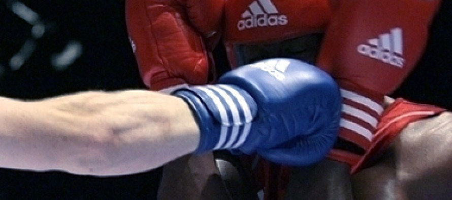 Afghan Boxer Wins Bronze at Kazakhstan Competition