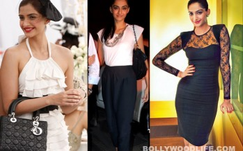 Sonam Kapoor auctions her outfits for an NGO