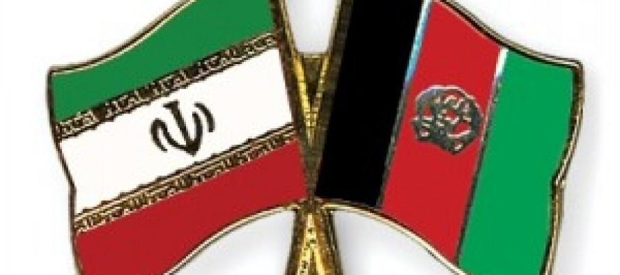 Strategic cooperation inked between Iran and Afghanistan
