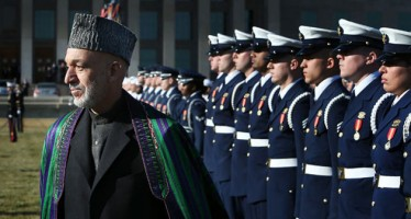 Afghanistan entering a new era