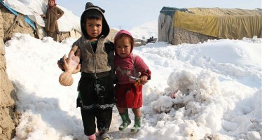 5 ton woolies to Afghan Children