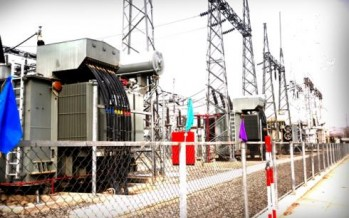 Installation of two power generators in Kabul