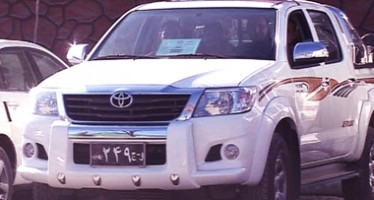 Kabul's Illegal Car Racket Involves Top Officials