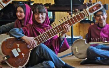 Music making comeback in Afghanistan