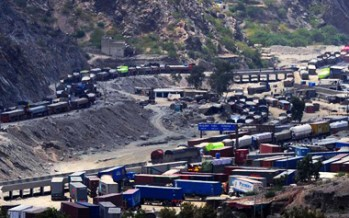 Pakistan to Release 3,000 Afghan Trucks Stranded at Borders