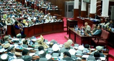 Afghan MPs gift their 3-day salary to the National Football Team