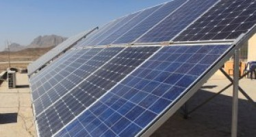 10-MW solar power plant to be built in Kandahar