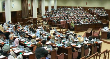 Wolesi Jirga approves next year's budget