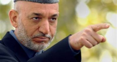 Risk billions of dollars of aid or sign security pact, Karzai is warned
