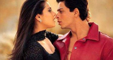 SRK, Kajol maintain the most romantic Bollywood couple title