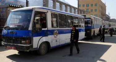 Kandahar residents demand bus service