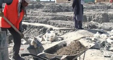 Training to Afghan architects on construction codes